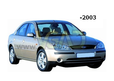 Ford Mondeo 01-