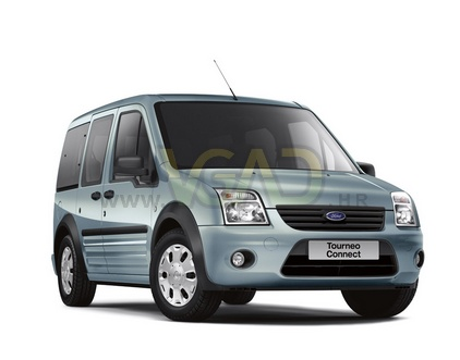 Ford Tour Connect 09-