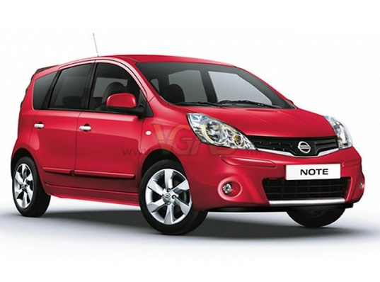 Nissan Note 09-