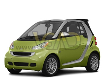 smart Fortwo 07-